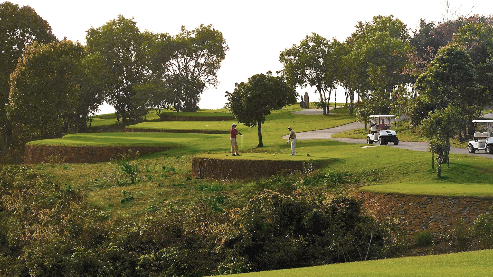 Aamby Valley Golf Club, Pune