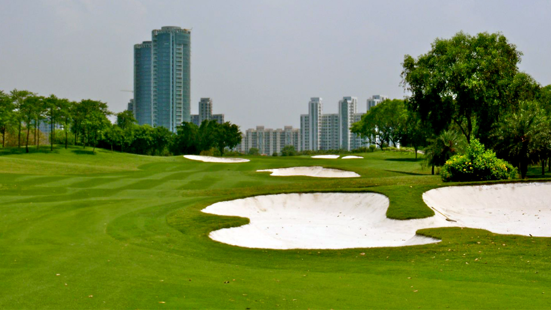 Jaypee Greens Golf Resort, Greater Noida