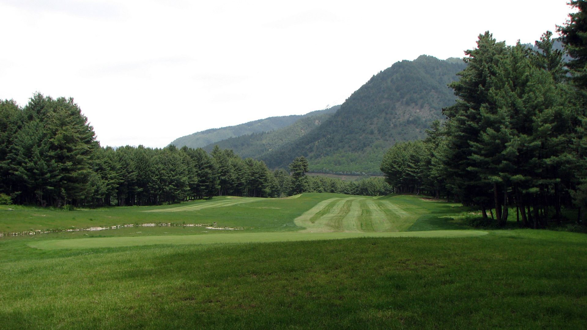 Pahalgam Golf Club, Pahalgam