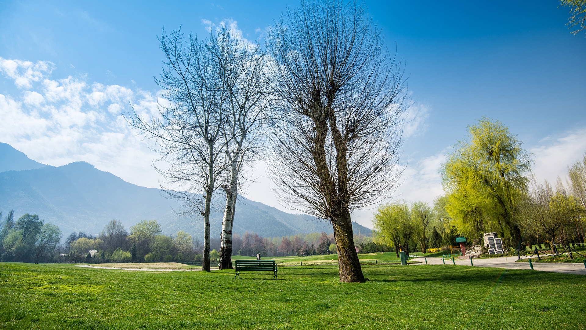 Royal Springs Golf Course, Srinagar