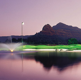 Western Drive Incredible Golf / 10 Nights & 11 days / Mumbai - Ambay Valley - Pune - Aurangabad - Mumbai